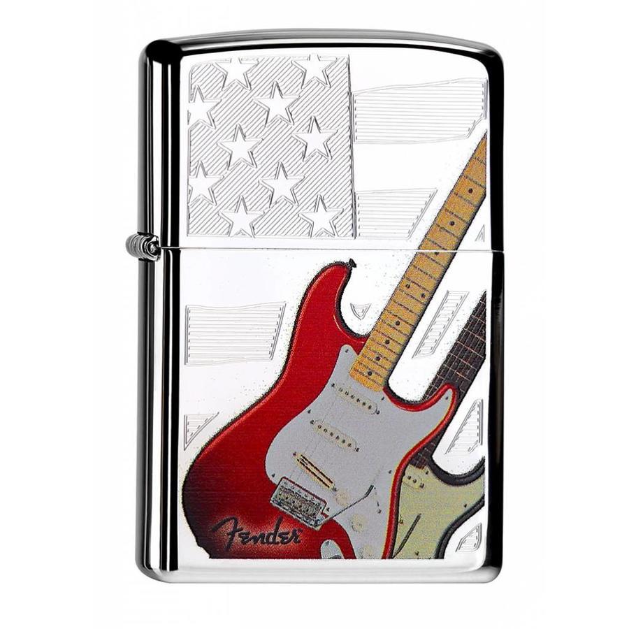Lighter Zippo Fender Guitar