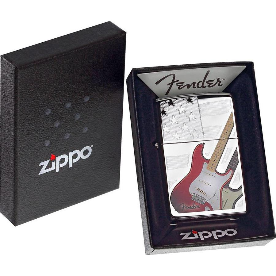 Aansteker Zippo Fender Guitar