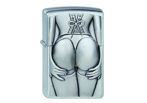 Lighter Zippo Stocking Girl