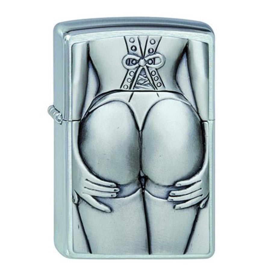 Lighter Zippo Stocking Girl