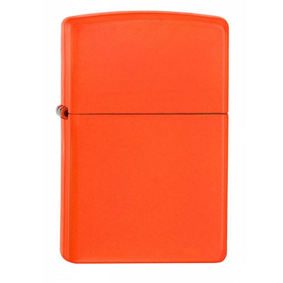 Lighter Zippo Neon Orange
