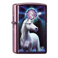 Aansteker Zippo Anne Stokes Collection Unicorn