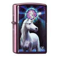 Lighter Zippo Anne Stokes Collection Unicorn