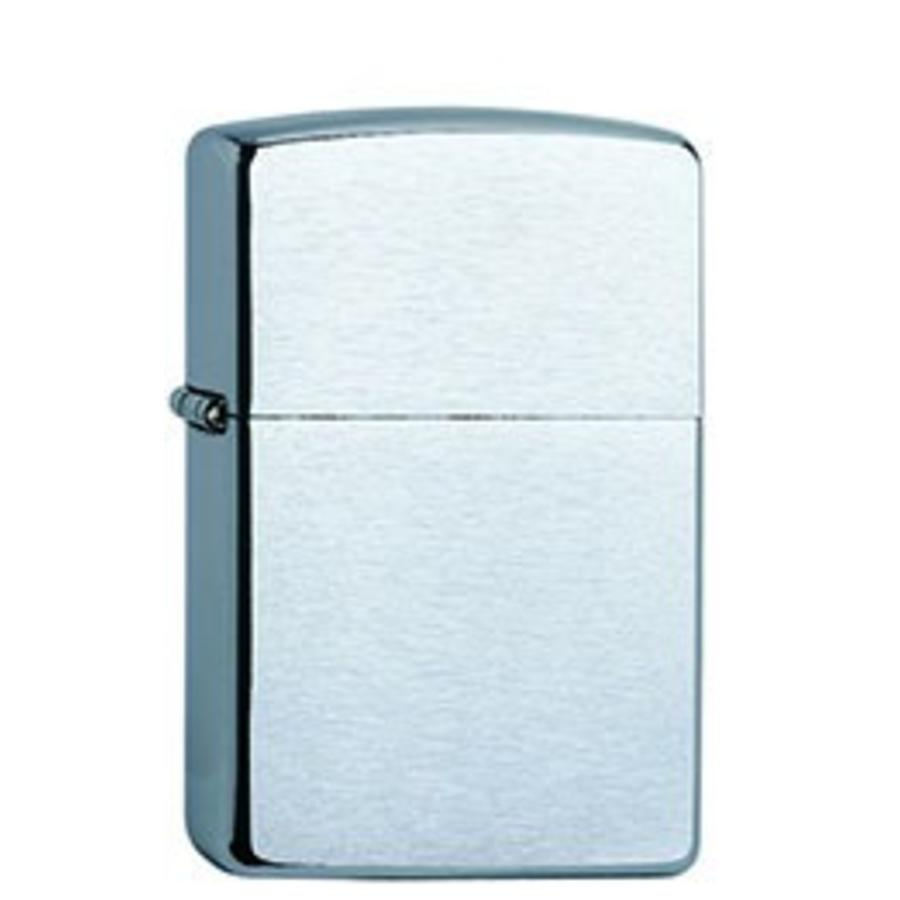 Lighter Zippo Brushed Chrome