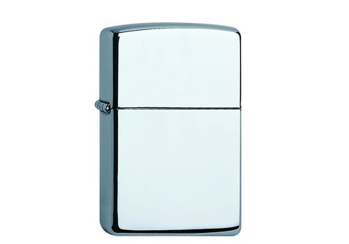 Aansteker Zippo High Polish Chrome
