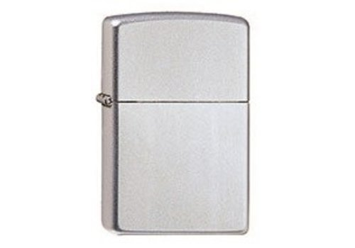 Lighter Zippo Satin Finish