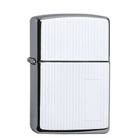 Lighter Zippo Chrome Polished with Panel