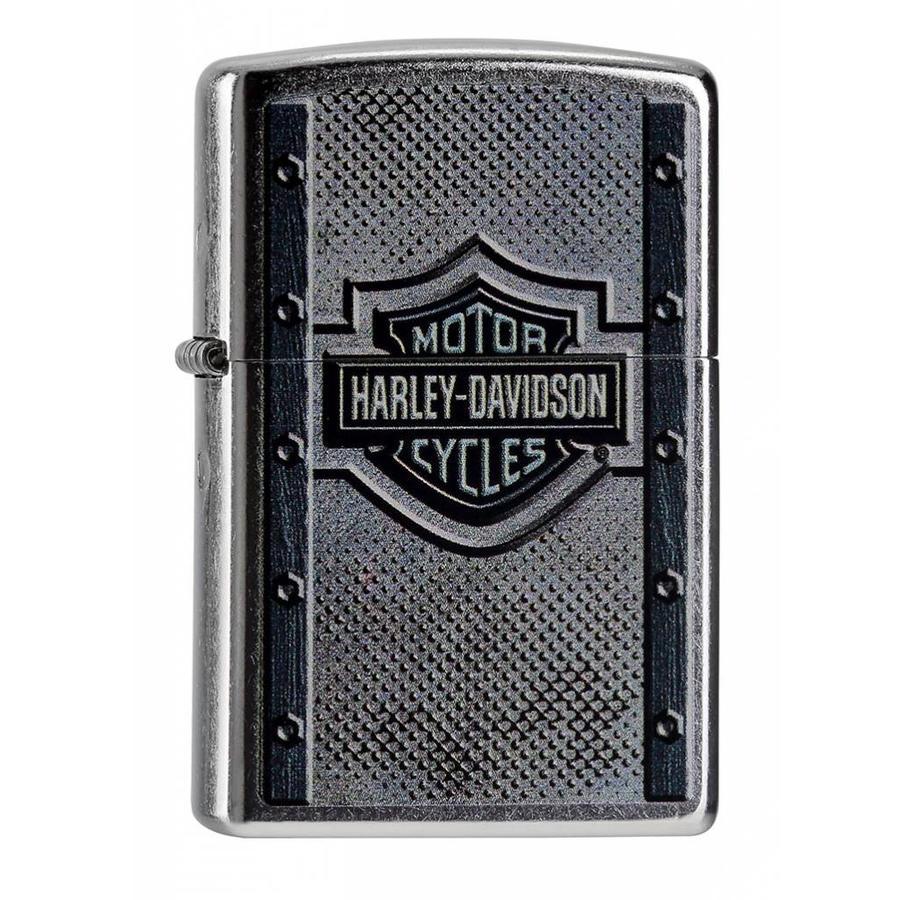 Aansteker Zippo Harley Davidson Metal