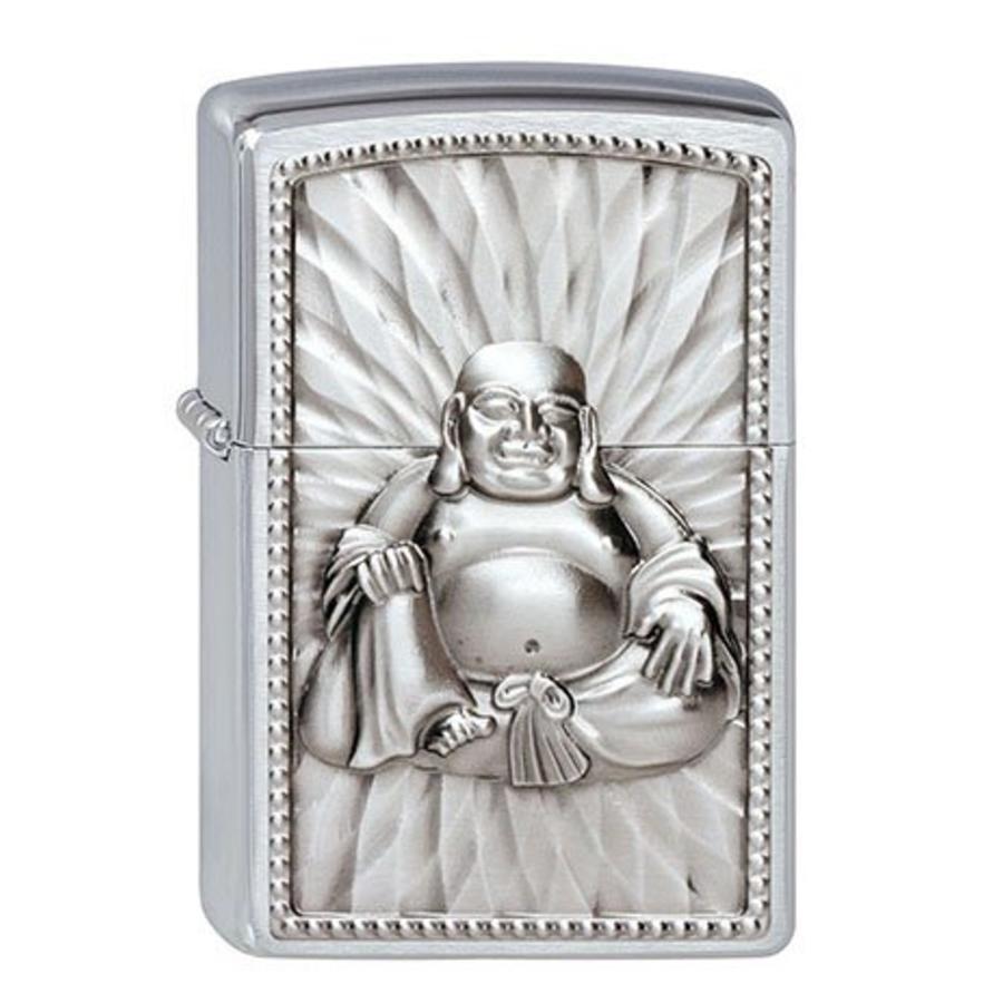 Aansteker Zippo Buddha with 108 Pearls