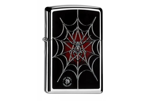 Lighter Zippo Anne Stokes Collection Spider
