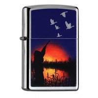 Aansteker Zippo Moonlight Duck Hunting