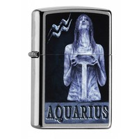 Lighter Zippo Zodiac Aquarius