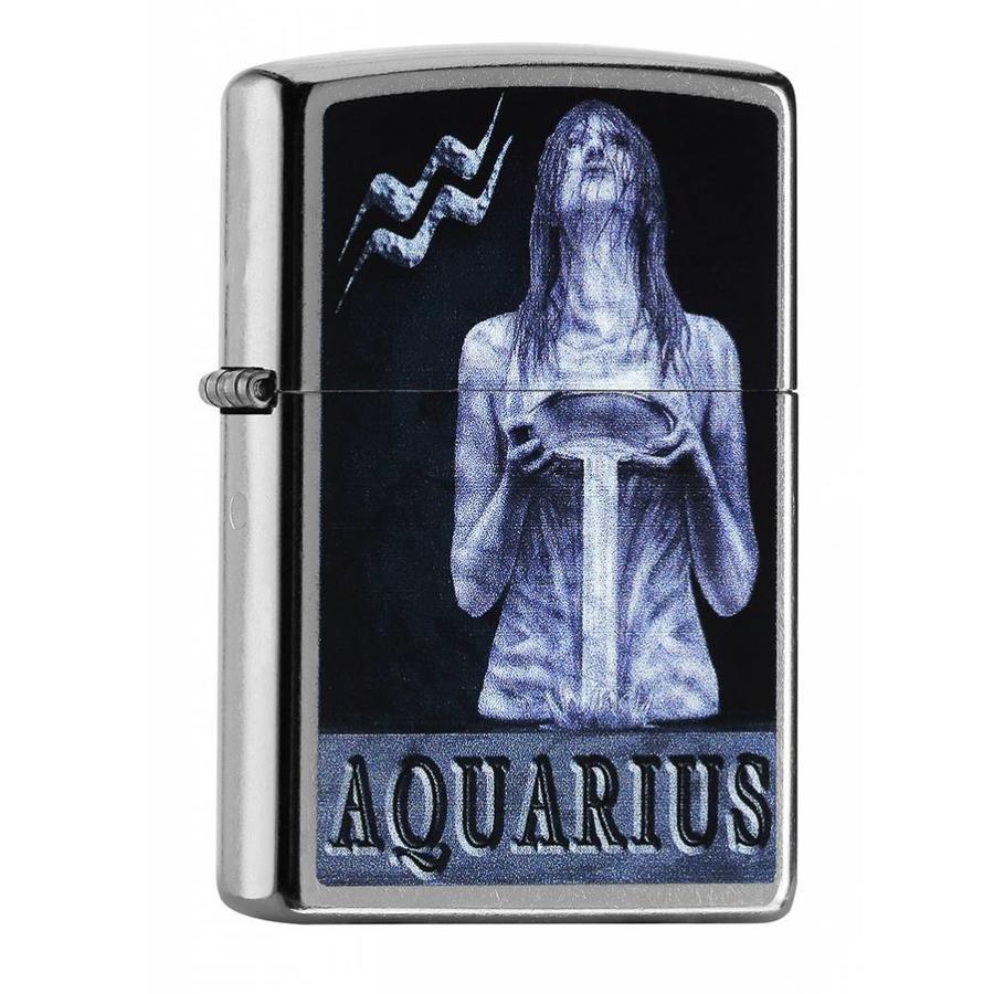 Aansteker Zippo Zodiac Aquarius