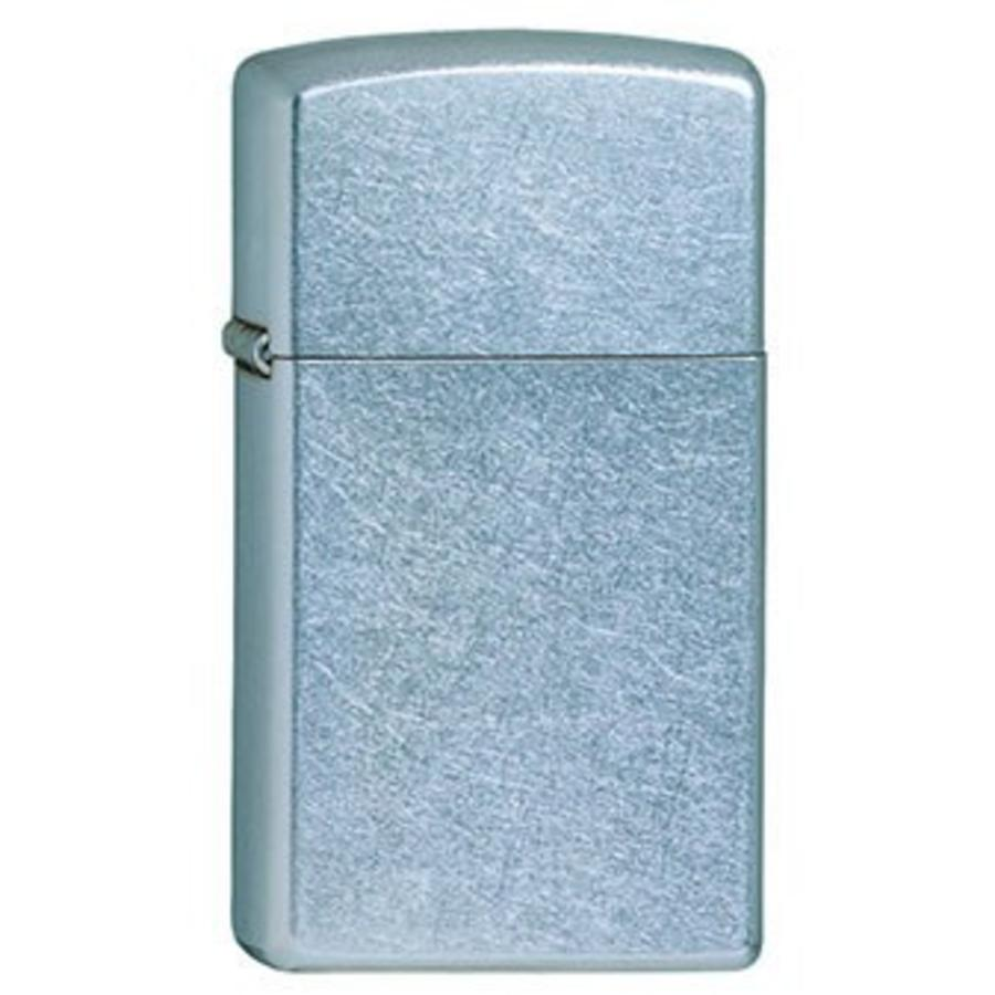 Lighter Zippo Slim Street Chrome