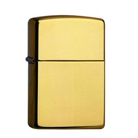Aansteker Zippo Brass High Polished