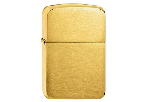Aansteker Zippo Replica 1941 Brass Brushed