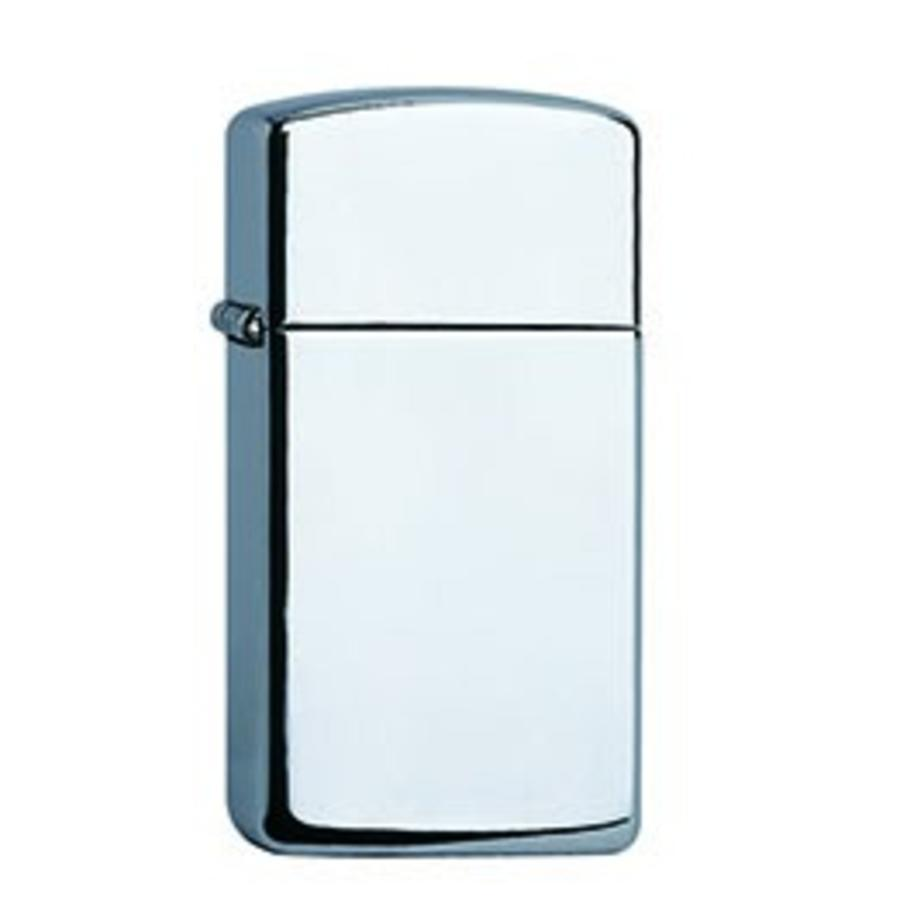 Lighter Zippo Slim High Polish Chrome