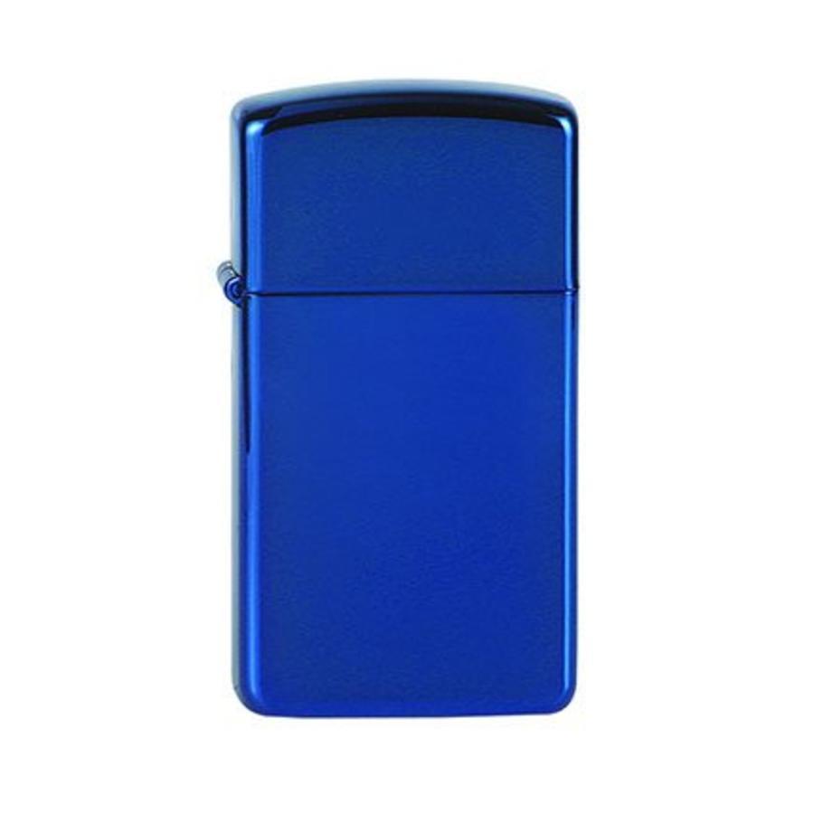 Aansteker Zippo Slim Sapphire