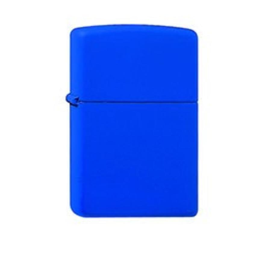 Lighter Zippo Royal Blue Matte
