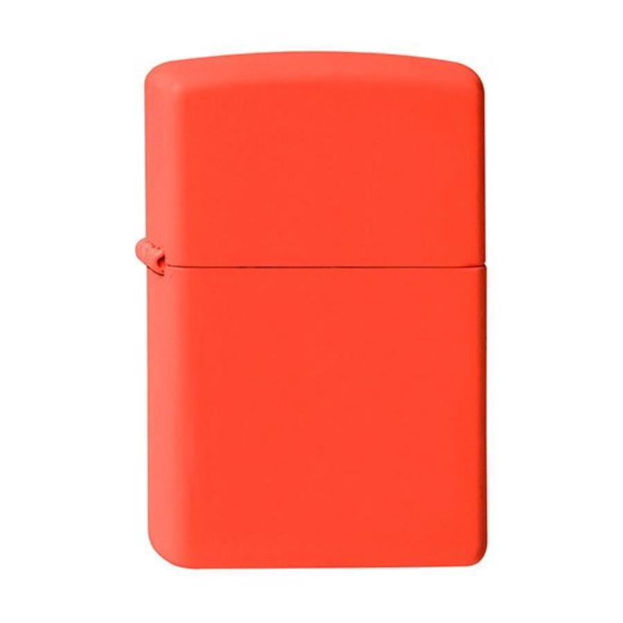 Aansteker Zippo Orange Matte