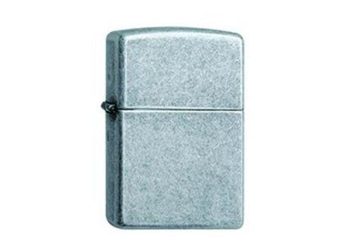 Lighter Zippo Antique Silver