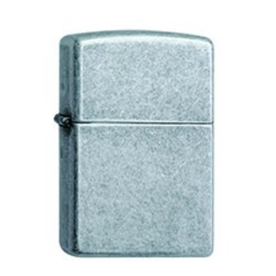 Aansteker Zippo Antique Silver