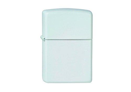 Lighter Zippo White Matte