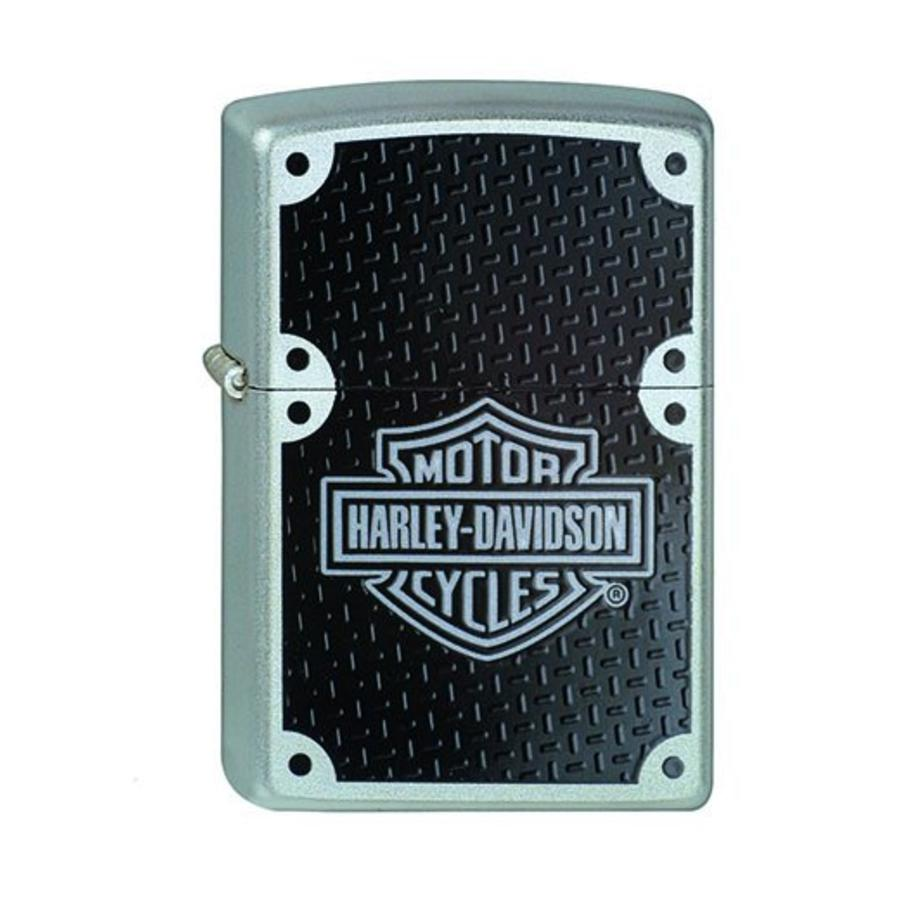 Lighter Zippo Harley Davidson Carbon Fiber