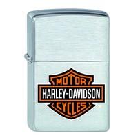 Lighter Zippo Harley Davidson Bar & Shield