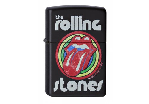 Lighter Zippo The Rolling Stones