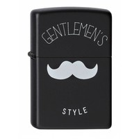 Aansteker Zippo Gentlemans Style