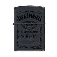 Lighter Zippo Jack Daniel's Black in Black