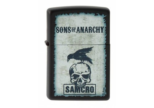 Aansteker Zippo SOA Sons of Anarchy