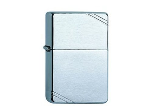 Lighter Zippo Vintage 1937 Brushed Chrome