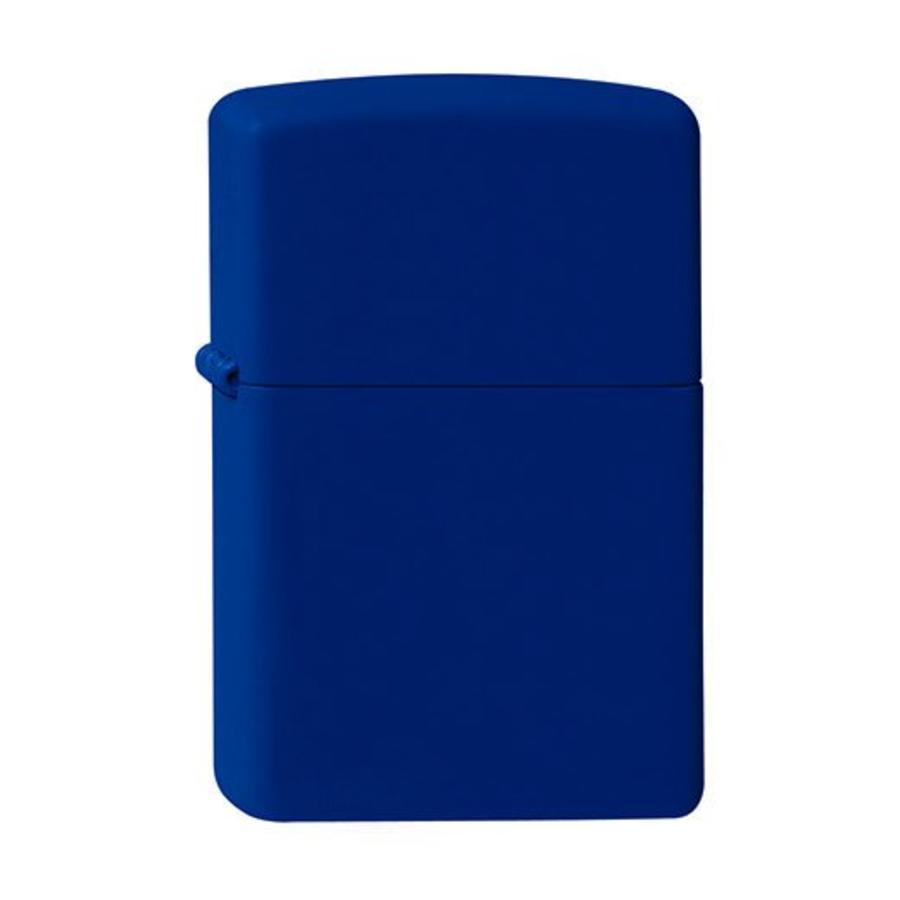 Lighter Zippo Navy Blue Matte