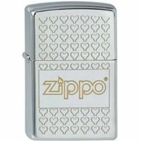 Lighter Zippo Hearts
