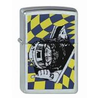 Aansteker Zippo Racing Yellow