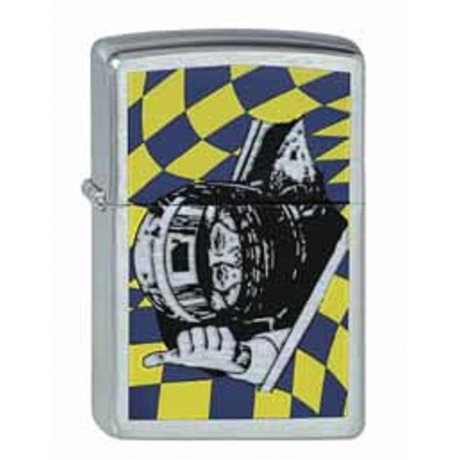 Lighter Zippo Racing Yellow
