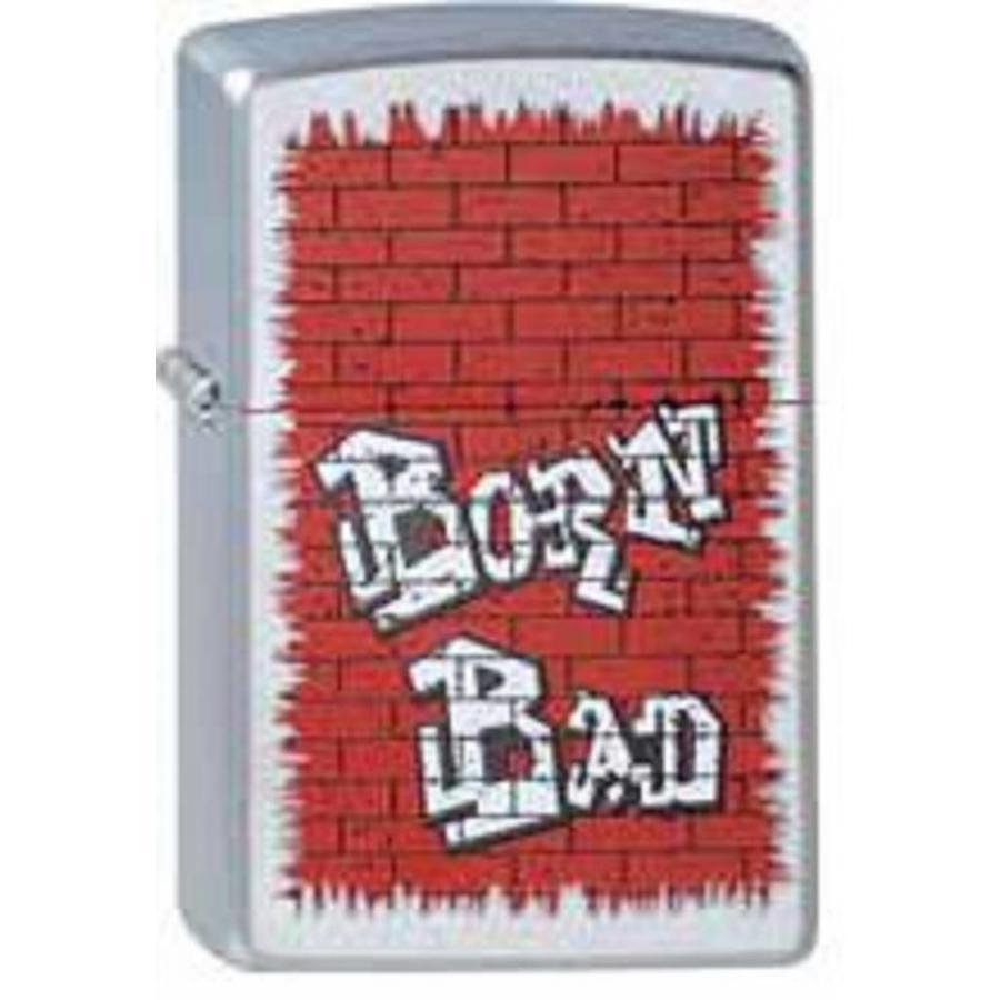 Lighter Zippo Born Bad Grafitti