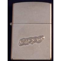 Lighter Zippo Logo Outlined