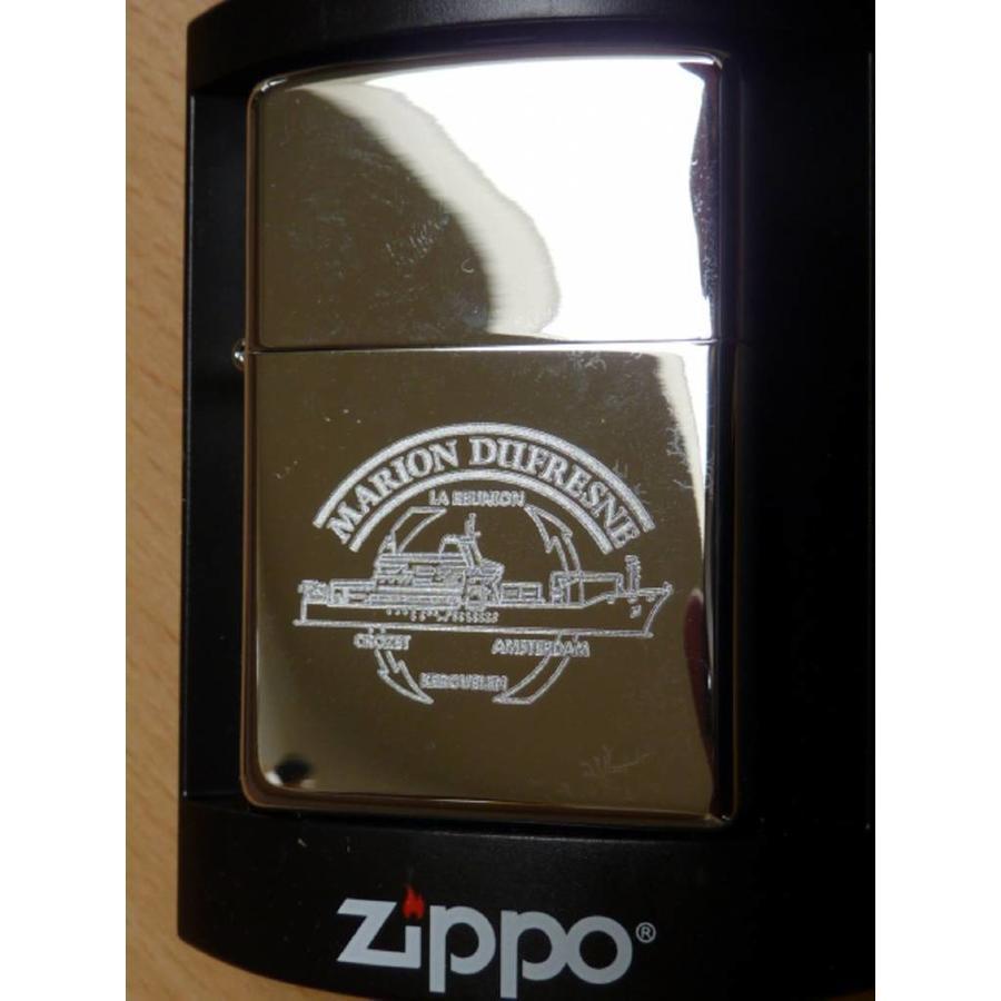 Lighter Zippo Marion Dufresne