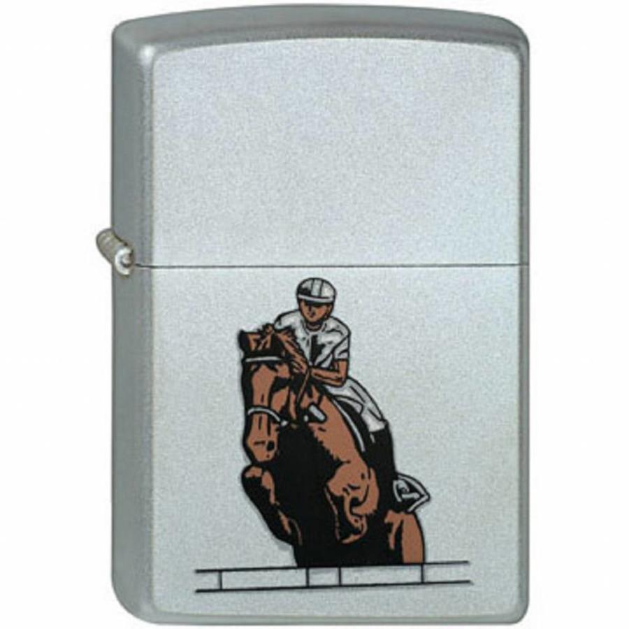 Lighter Zippo Steeple Jump Horse