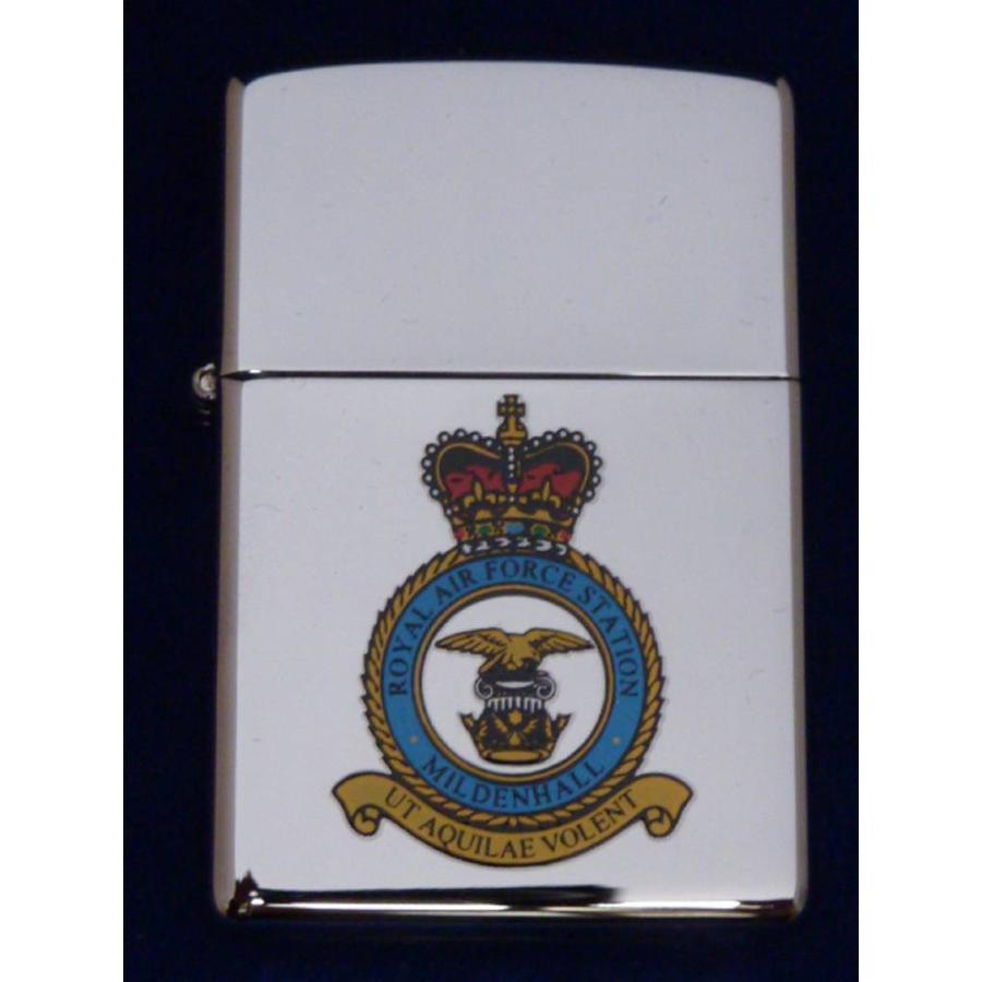 Lighter Zippo Royal Air Force Station Mildenhall