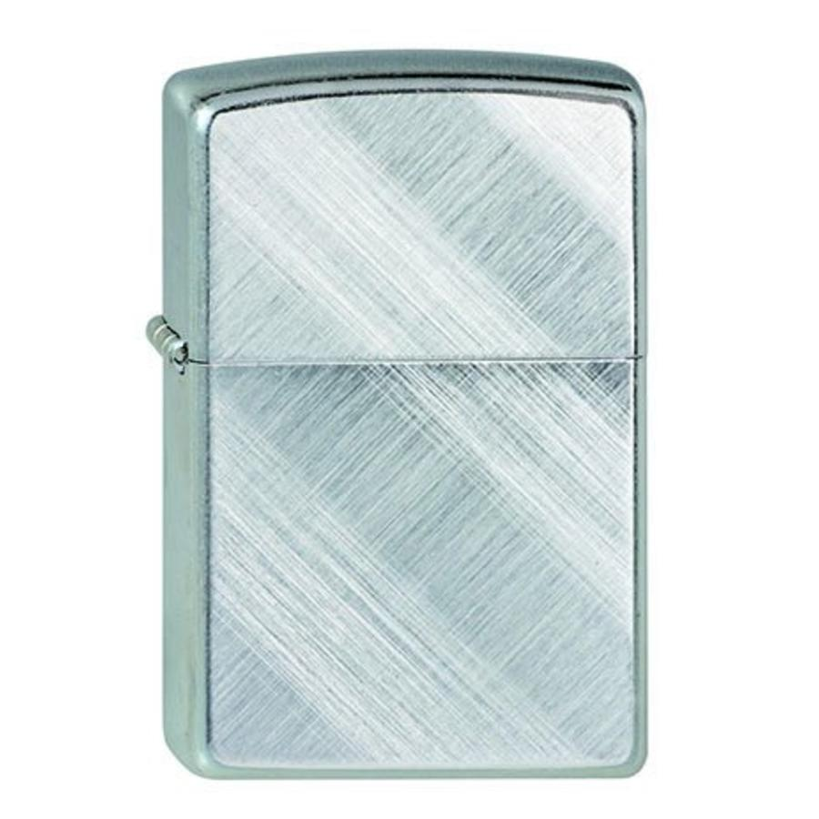 Lighter Zippo Diagonal Weave