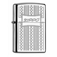 Aansteker Zippo Logo Lustre