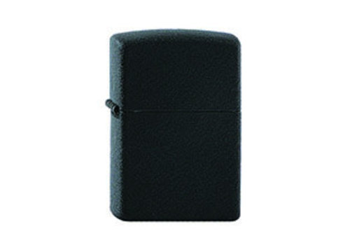 Lighter Zippo Black Crackle