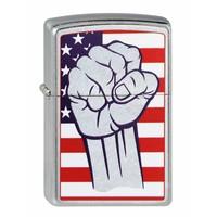 Aansteker Zippo American Fist
