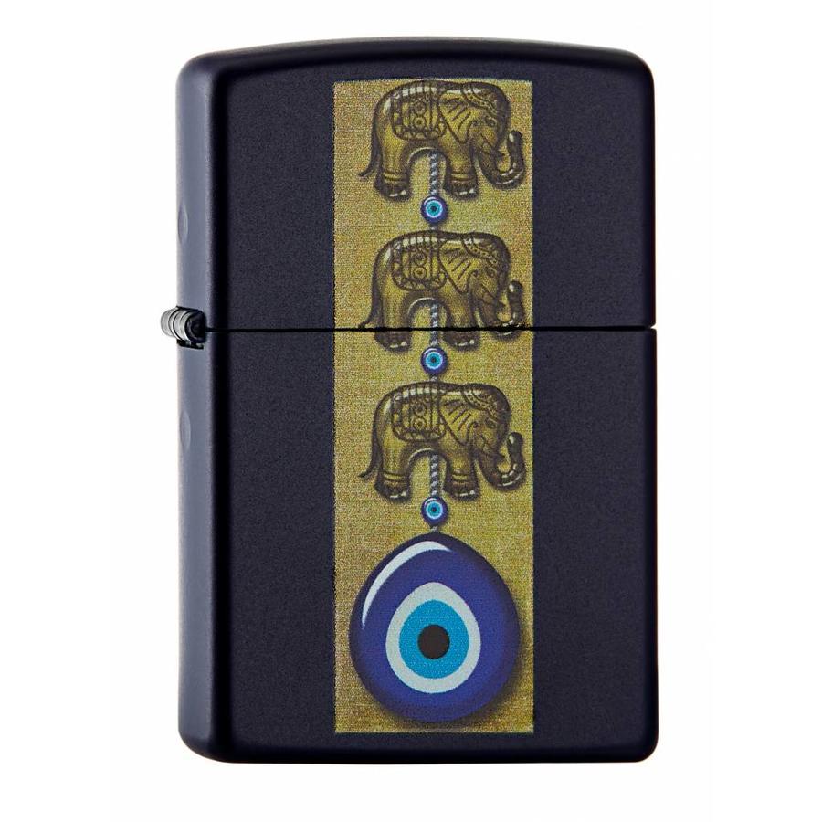 Lighter Zippo Elephant - Evil Eye