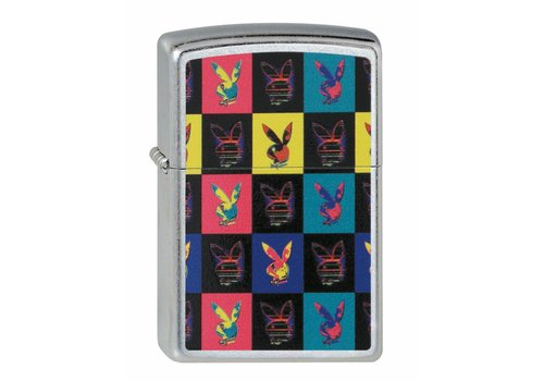 Aansteker Zippo Playboy Checker Board