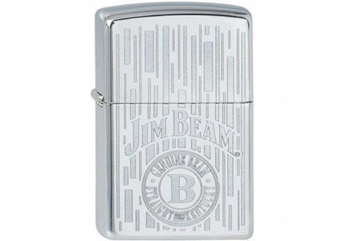 Lighter Zippo Jim Beam Genuine Beam